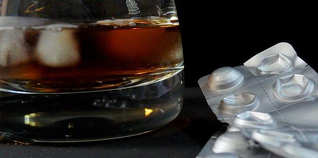 alkohol i tabletki